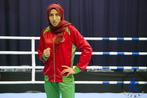 Meriem el Mourbarik, IFMA World Champion 2016