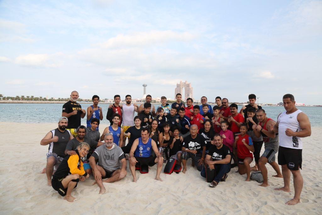 #IFMA AMC 2019 Day 4 – Beach Workout