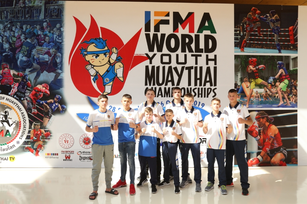 #IFMA YMWC 2019 Day 1 – Team Arrivals