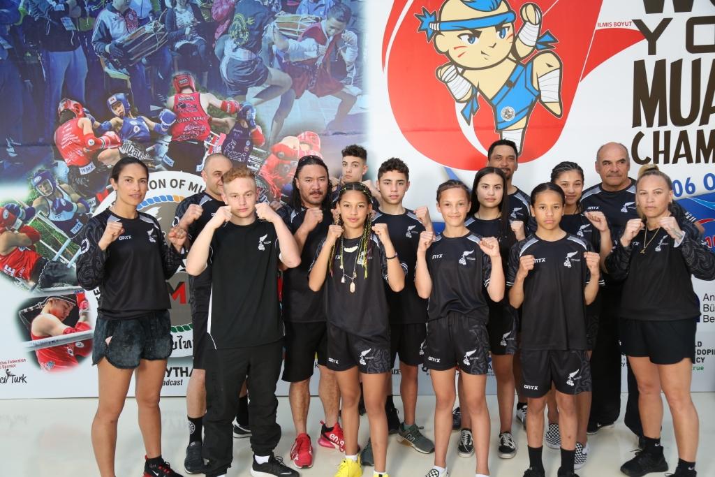 #IFMA YMWC 2019 Day 2 – National Team Photos