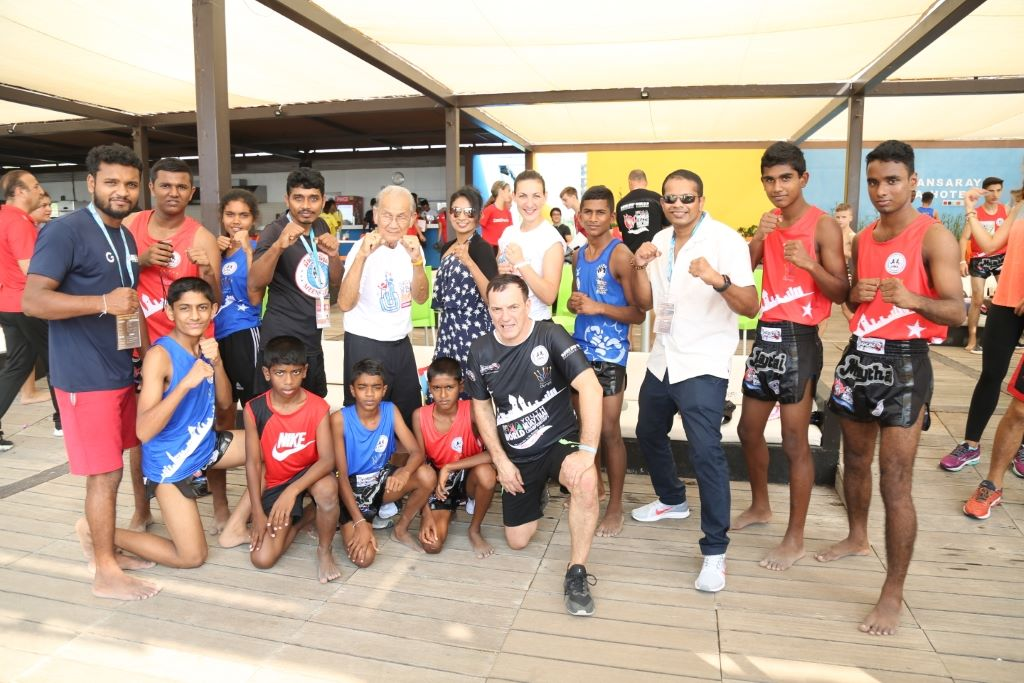 #IFMA YMWC 2019 Day 6 – Rise and Grind Muaythai
