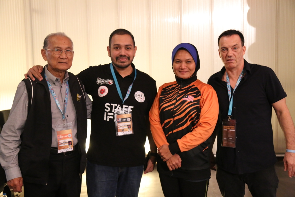 #IFMA YMWC 2019 Day 4 – Team Manager Meeting