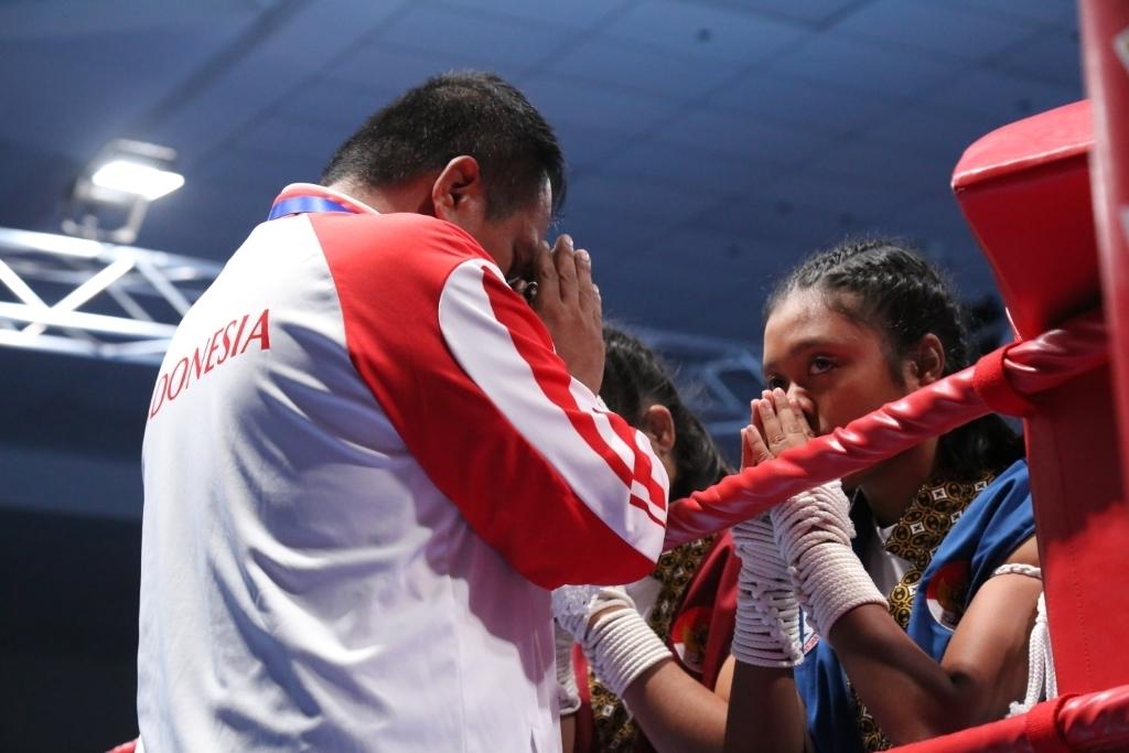 #SEA Games 2019 – Wai Kru Mai Muay Competition
